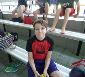 Year 7 Swimming