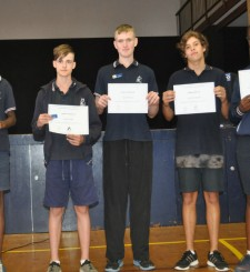 End of Term 1 Assembly – Student Awards